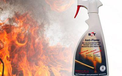Már tőlünk is beszerezhető: BBT-Anti-Flame-500ml